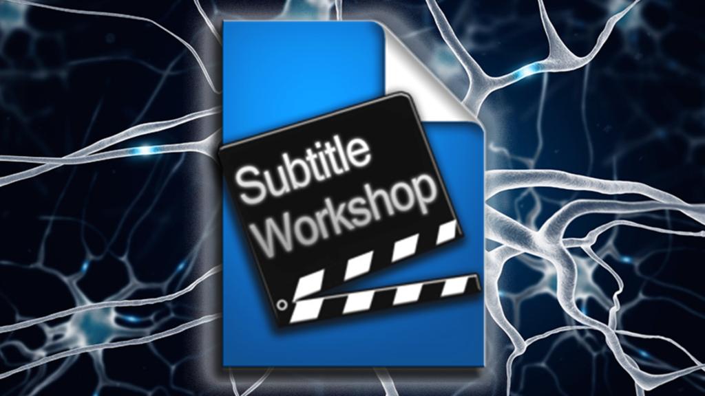 Poner Subtítulos vídeo Subtitle Workshop 1