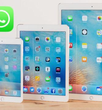 WhatsApp iPad 1