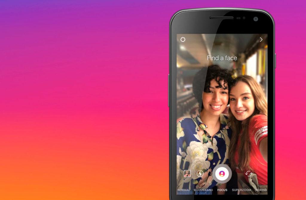 Activar Modo Enfoque Historias Instagram 1