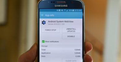 Android System WebView 1
