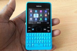 Antivirus Nokia Asha 1