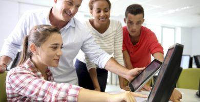 Aplicación organizar horarios clases 1