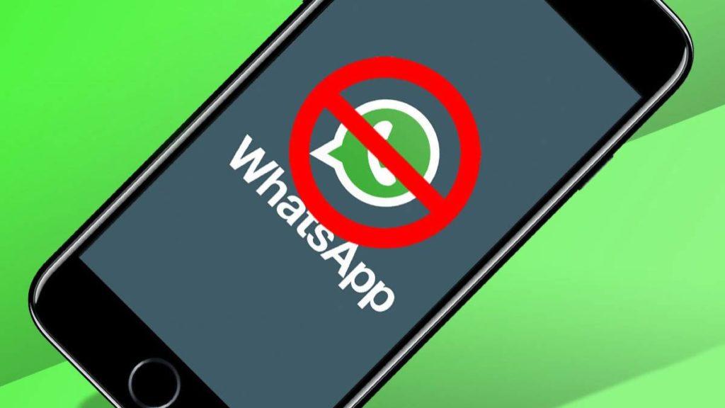 Bloquear WhatsApp móvil perdido robado 1