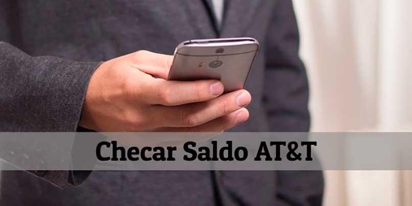 Consulta de saldo AT&T