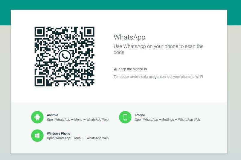 truco para eliminar acceso reciente a whatsapp web