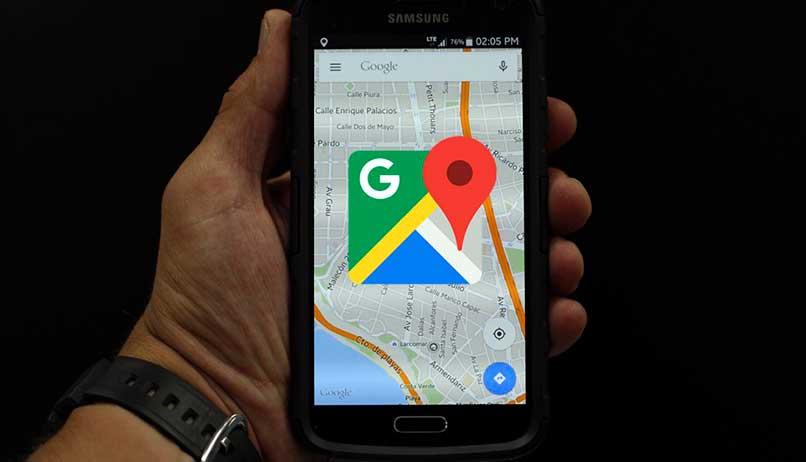 Edición de ubicación de mi negocio de Google Maps