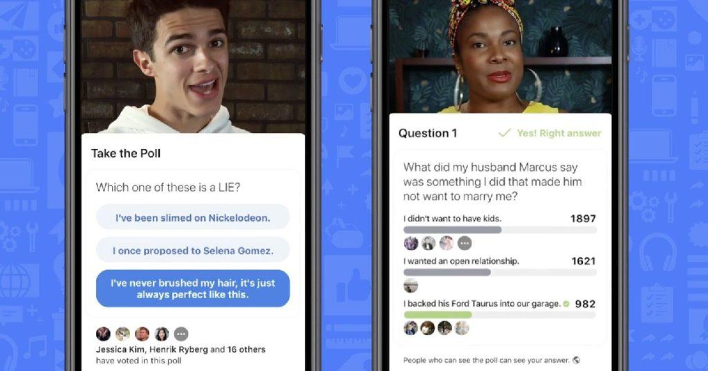 Crear encuestas Facebook 1