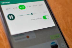 Eliminar audios enviados WhatsApp 2