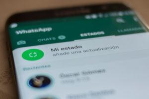 Eliminar mensaje enviado por error en WhatsApp 1