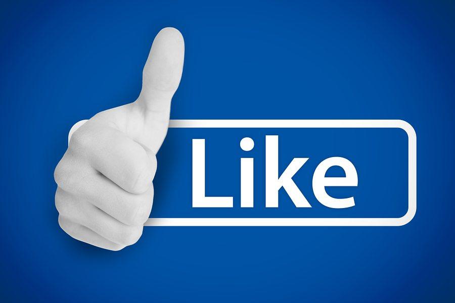 Facebook tener más likes 1