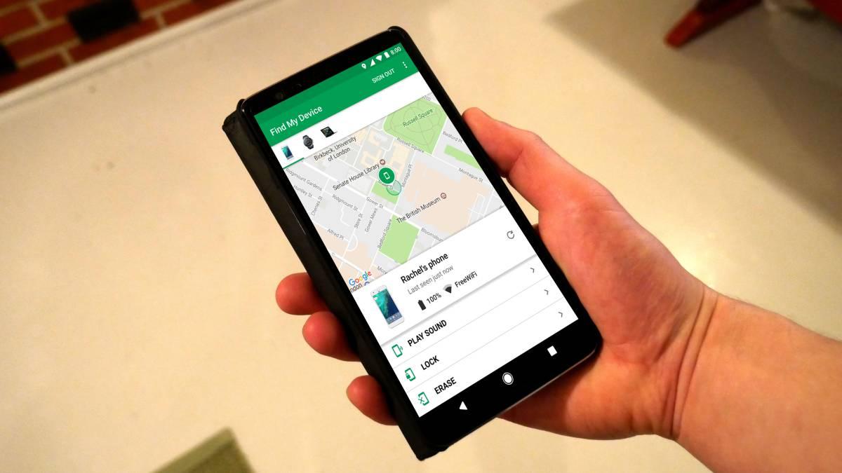 como localizar un celular con gps apagado