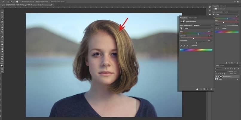 mejorar imagen con photoshop