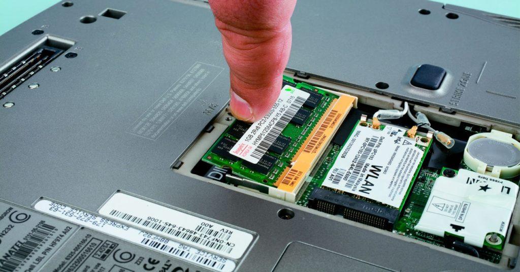 memoria RAM PC 1