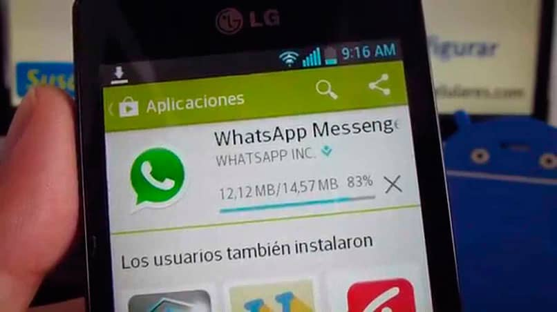 como descargar whatsapp en un movil sin android