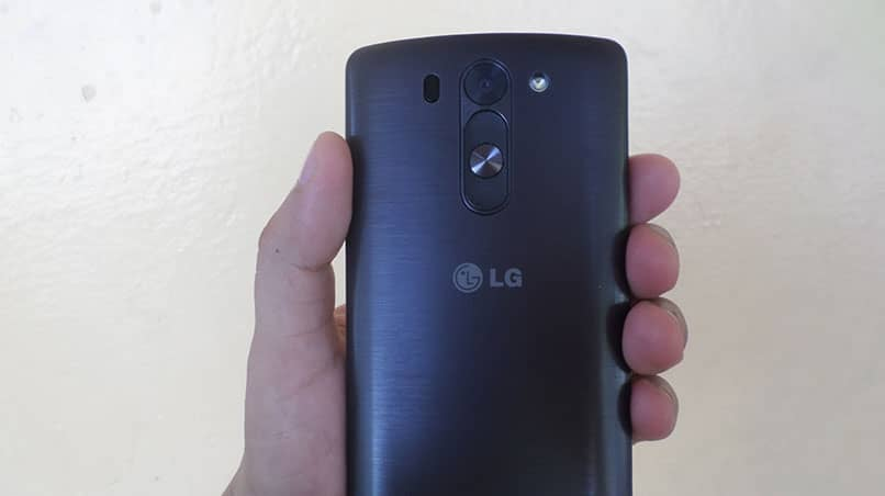 movil lg modelo sin android