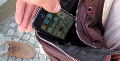 No apaguen móvil robado 1