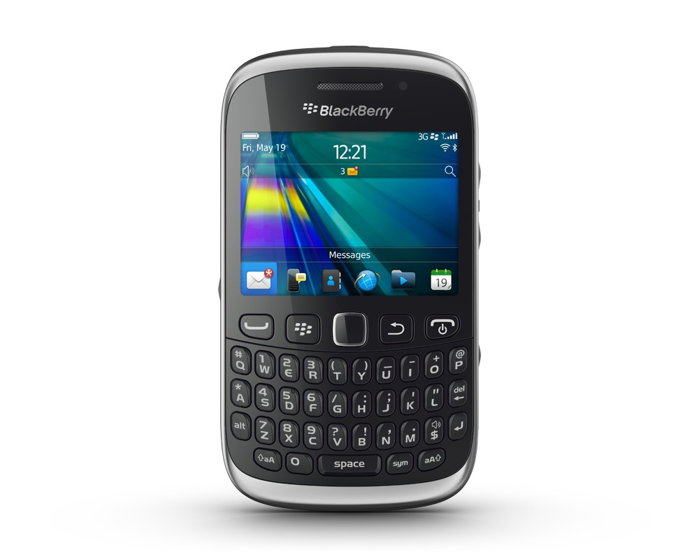 Radio FM para BlackBerry 9300 1