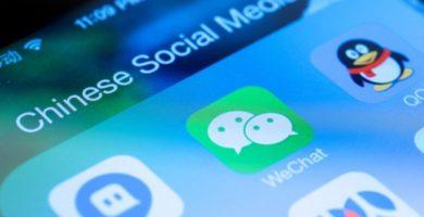 Registrarse en WeChat sin número de teléfono 1