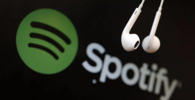 Spotify móvil no Android 1