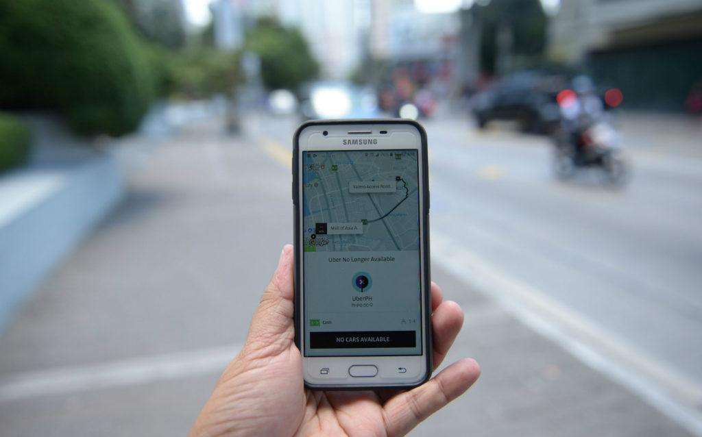 Uber horarios 1