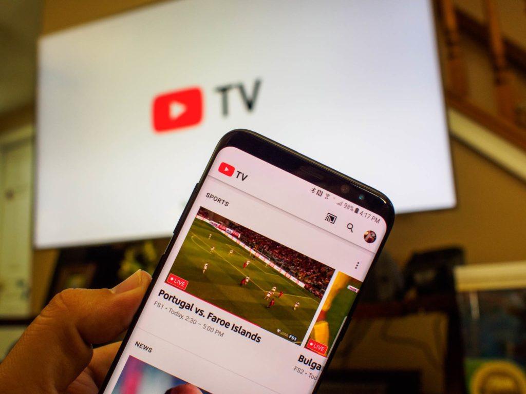 Ver fútbol móvil TV 1