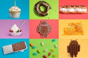 Versión más rápida Android 2019 3
