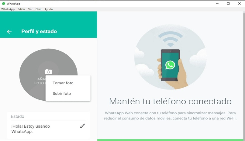 whatsapp web instalar computadora