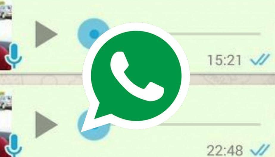 audios y logo de whatsapp