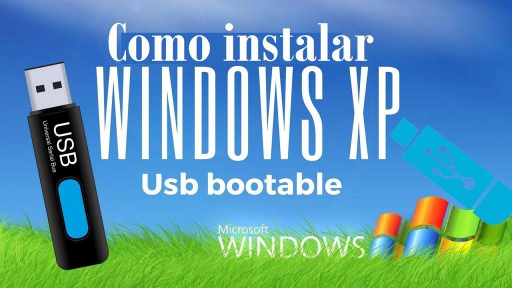 Windows XP USB Booteable 1