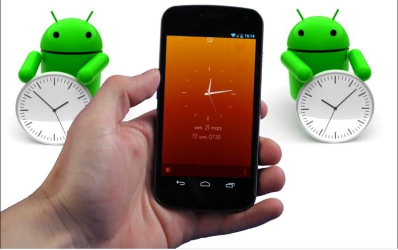 sonidos musicales alarma android