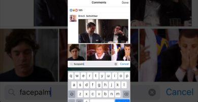 Comentar Facebook GIFs 0,5