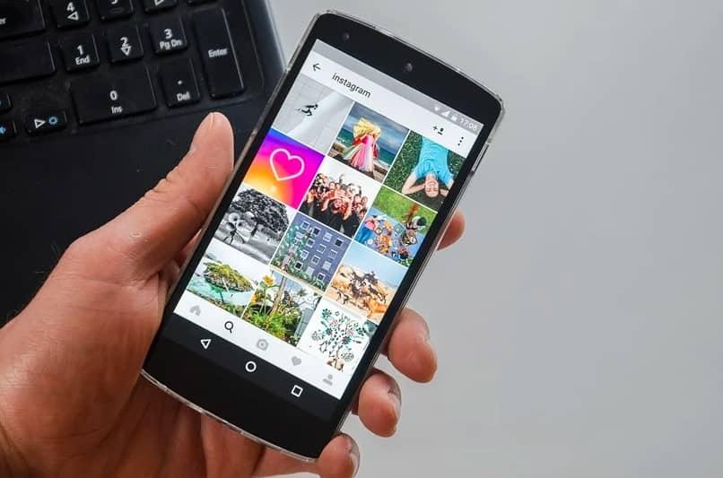 ocultar actividad de mi instagram