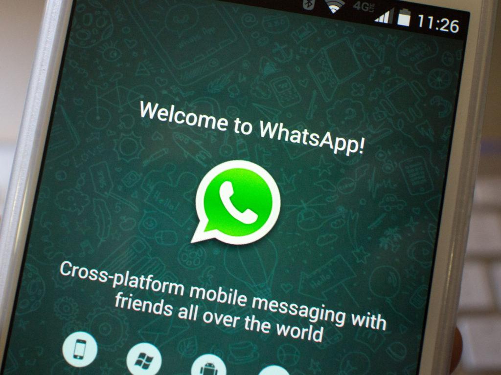 Compartir chat WhatsApp 1