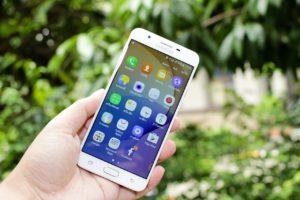 Desactivar superposición de pantalla Samsung 1