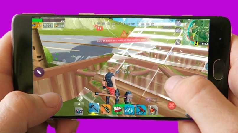celular construccion videojuego