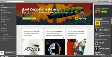 Historial Spotify 1