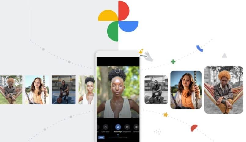 Liberar espacio google fotos desde movil o pc