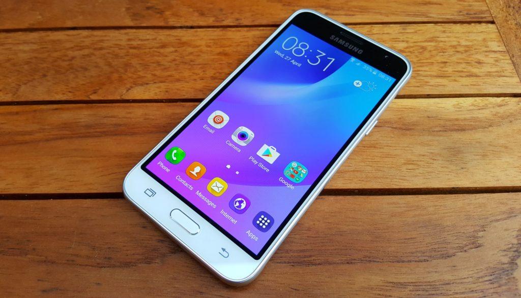 Cómo reiniciar un Samsung Galaxy