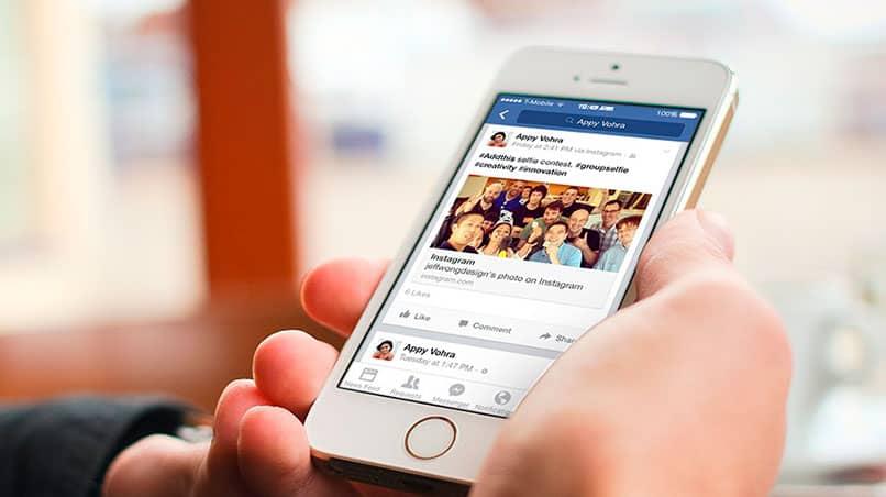 smartphone se apaga al abrir facebook