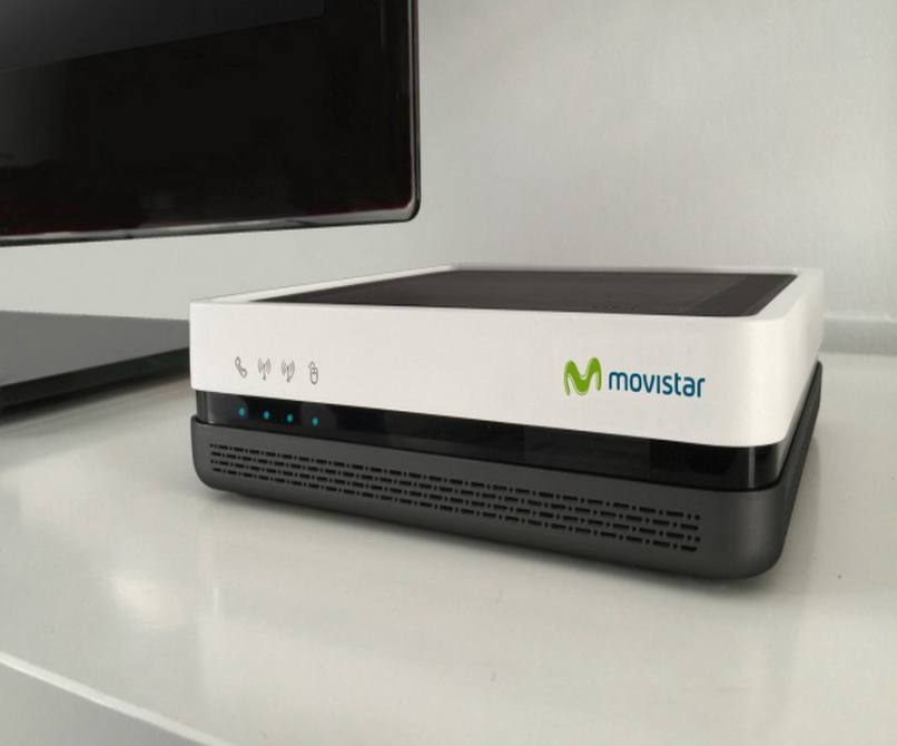 dispositivo modem inalambrico movistar