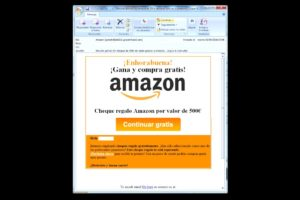 Regalar cheques Amazon 1