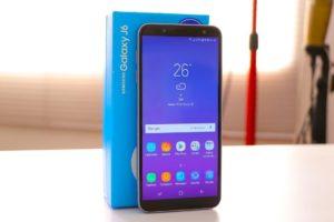 Samsung Galaxy J6 cámara borrosa 1