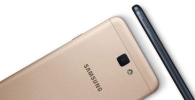 Samsung Galaxy J7 Prime pegado 1