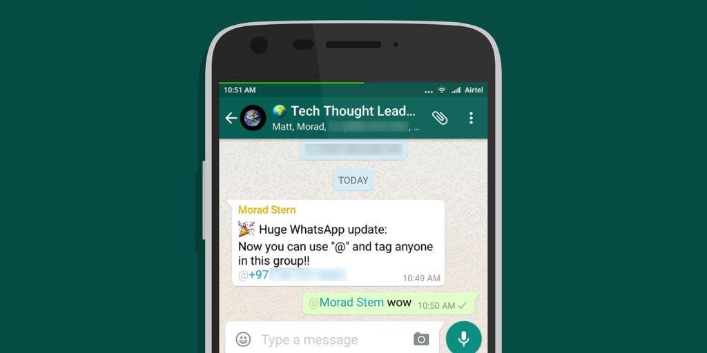 Silenciar miembro grupo WhatsApp 1