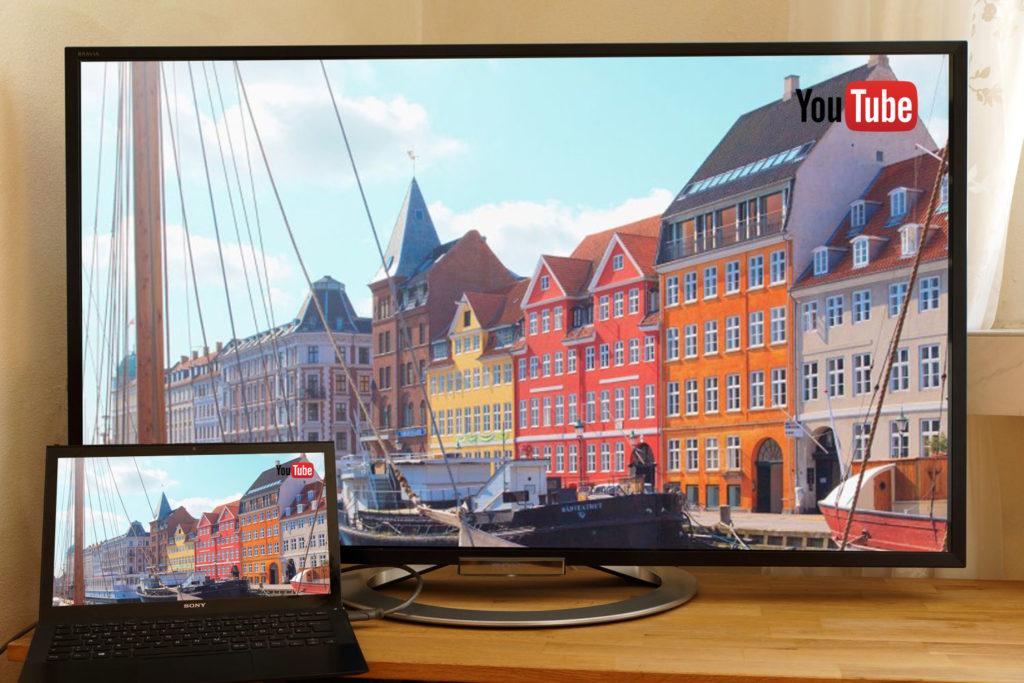 TV monitor PC 1