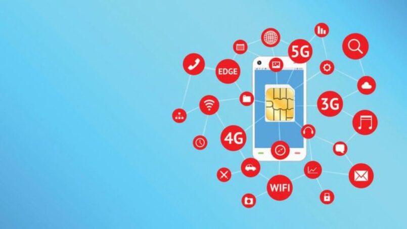 La velocidad de navegación depende si está conectada a una red de 4G o 4G