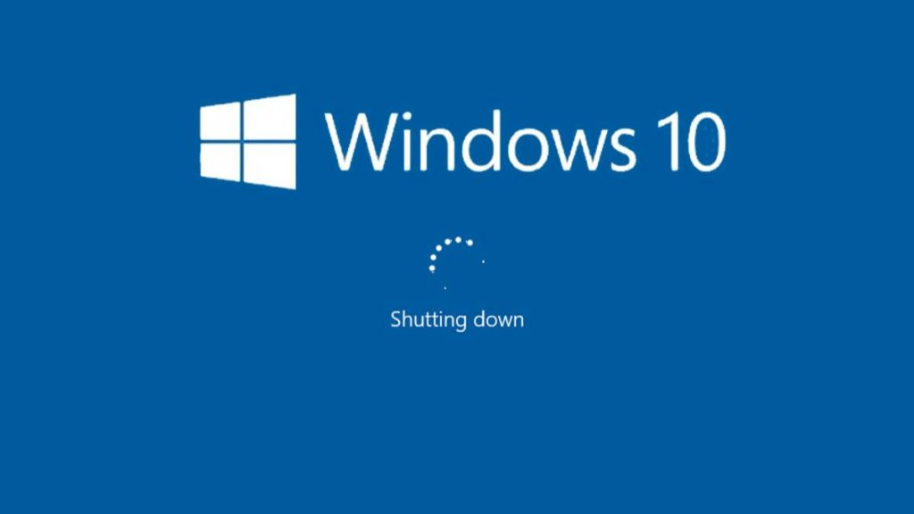 Windows se apague más rápido 1