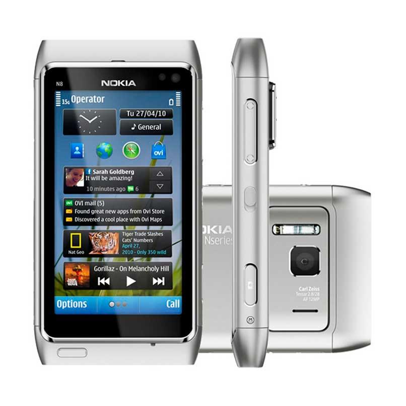 Instalación de WhatsApp para Nokia N8