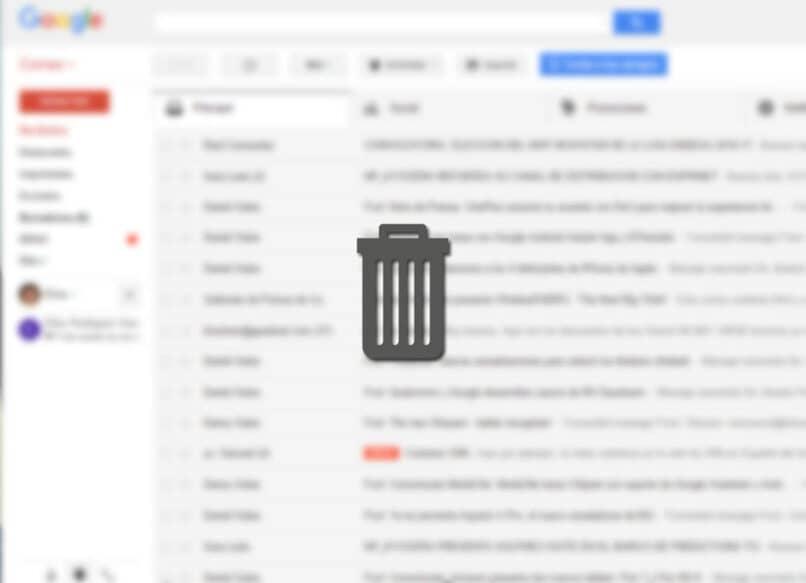 eliminar de correo gmail el spam automaticamente