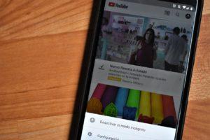 Cómo Activar y Desactivar el Modo Incógnito de YouTube 1